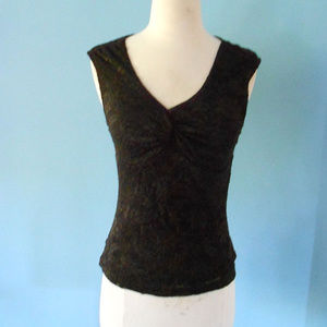 NWT Rampage Brand Lace Top Size XS- Small